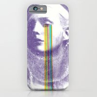 iPhone & iPod Case featuring Lacryma Color 2 by Federico Faggion