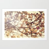 Art Print featuring Daydreamer by Oh, Good Gracious!