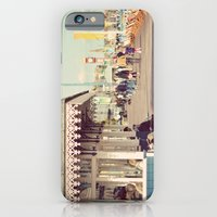 iPhone & iPod Case featuring A summer walk by Gisele Morgan