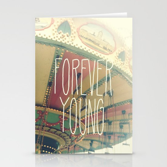 F∞REVER Stationery Card