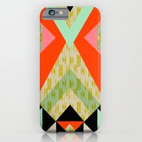 Arrow Quilt iPhone 6 Slim Case