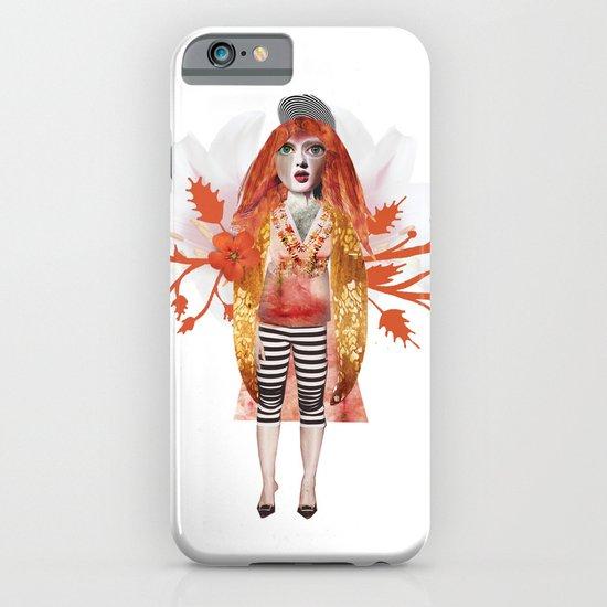 Alice Wonders iPhone & iPod Case