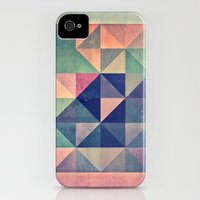 iPhone 4s & iPhone 4 Cases featuring chyym xryym by Spires