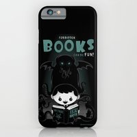 iPhone & iPod Case featuring Forbidden books can be fun! by Anna-Maria Jung