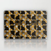 scribble (yellow) Laptop & iPad Skin