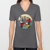 Star Trek Jam Band Unisex V-Neck