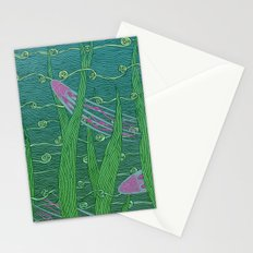 String Theory Incident Stationery Cards