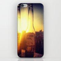 Corona iPhone & iPod Skin