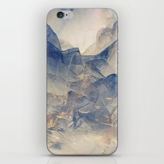 Tulle Mountains iPhone & iPod Skin