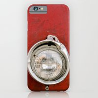 iPhone & iPod Case featuring One Headlight by Shy Photog