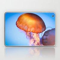 Large Jellyfish Laptop & iPad Skin