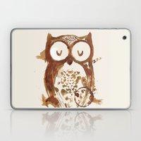 Too Early Bird Laptop & iPad Skin