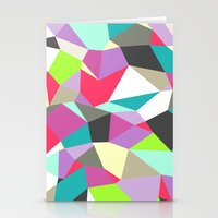 Geomesh 02 Stationery Cards