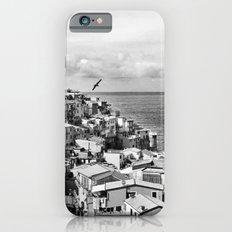 Cinque Terre BW iPhone 6 Slim Case