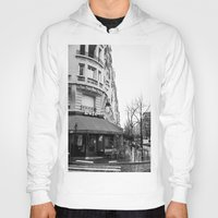 Parisian Cafe Hoody