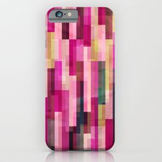Pinks and Parallels iPhone 6 Slim Case