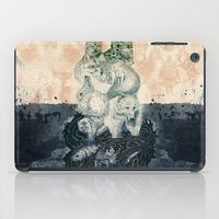 The Forest Folk iPad Case