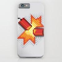 Pixel Boom iPhone 6 Slim Case