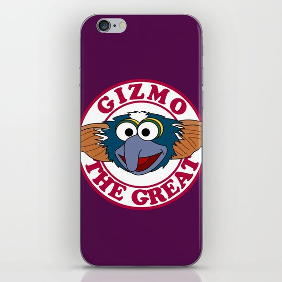 Gizmo the Great iPhone & iPod Skin