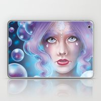 Lady Bubble Laptop & iPad Skin
