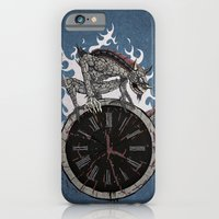 Guardian Of Time iPhone 6 Slim Case