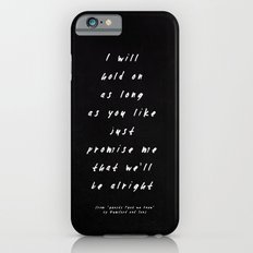 II. Ghosts That We Knew iPhone 6s Slim Case