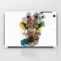 Girafe iPad Case