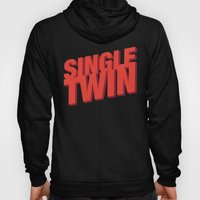 Single Twin Hoody