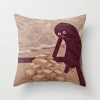 S Te S S A S P I A G G I… Throw Pillow