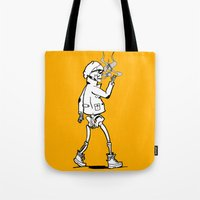 Dead, Before It Was Cool Tote Bag