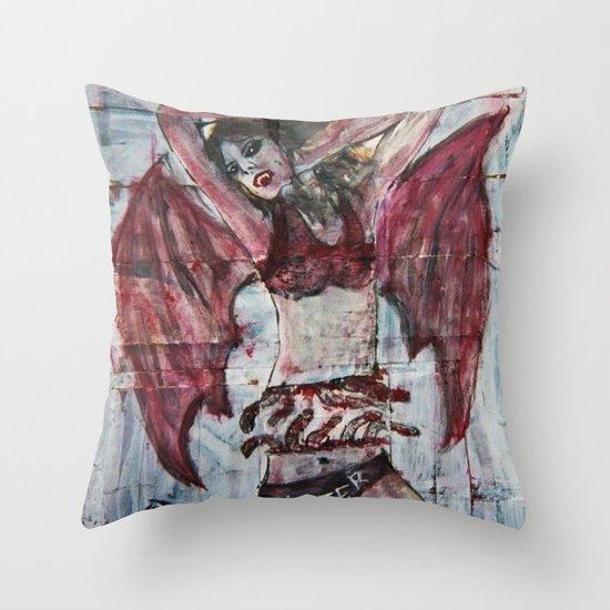 SEXY MANANANGGAL Throw Pillow