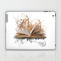 BLOOMING BOOK Laptop & iPad Skin