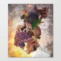 Syrenade Canvas Print