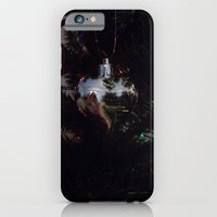 iPhone & iPod Case featuring The heart of Christmas by Pink grapes