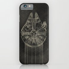 Millennium Falcon iPhone 6 Slim Case