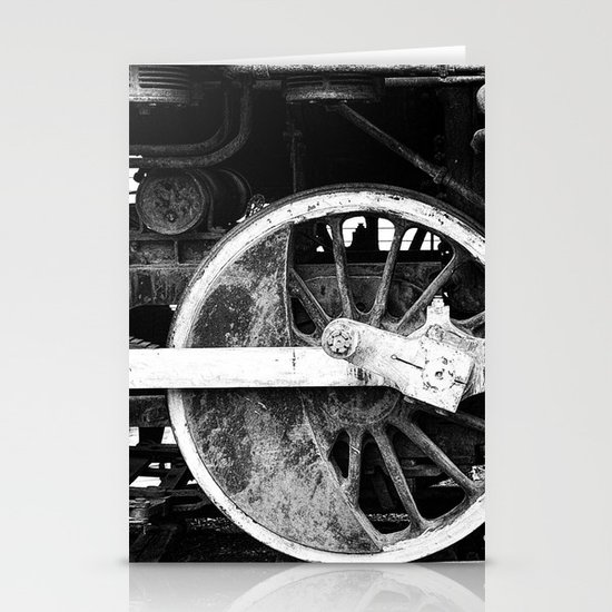 Little Engine that Did Stationery Card