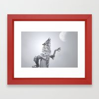 Fallenwolf Framed Art Print