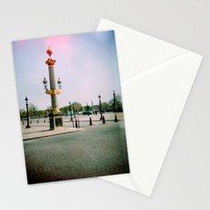 Place de la Concorde, Paris Stationery Cards
