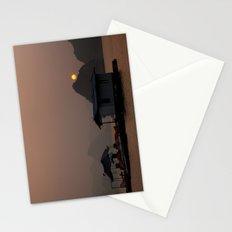 Halong Sunset Stationery Cards