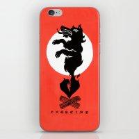Black Dog: Exorcise iPhone & iPod Skin