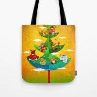 A Very Filipino Christmas Tote Bag