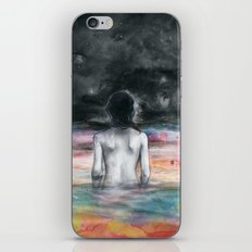 Verso l'infinito iPhone & iPod Skin