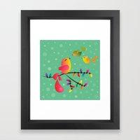 Merry Christmas, My Babies! Framed Art Print