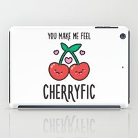Cherryfic! iPad Case