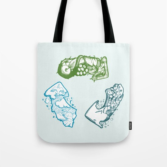 Refresh Tote Bag