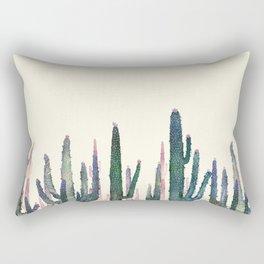 Rectangular Pillow - cactus water color - franciscomffonseca