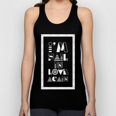 I Fail in Love Unisex Tank Top