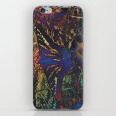 Butterfly Trance iPhone & iPod Skin