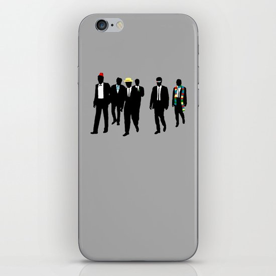 Every Doctor Has His Day iPhone & iPod Skin