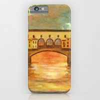 iPhone & iPod Case featuring Ponte Nouveau by Emily Swedberg (Ito Inez)